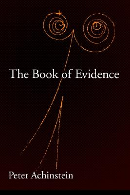 The Book of Evidence (Oxford Studies in the Philosophy of Science), Achinstein, Peter
