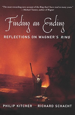 Image for Finding an Ending: Reflections on Wagner's Ring