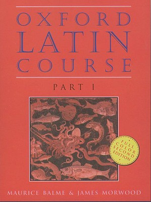 Image for Oxford Latin Course, Part I
