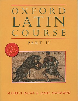 Image for Oxford Latin Course, Part II, Second Edition