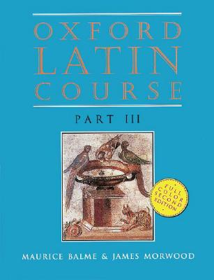 Image for Oxford Latin Course: Part III (2nd Edition)