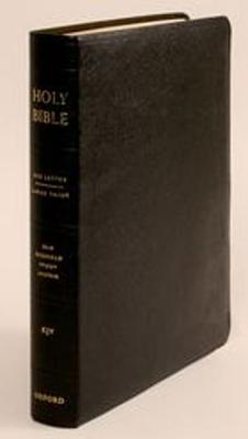 Image for The Old Scofield® Study Bible, KJV, Large Print Edition (Black Bonded Leather)