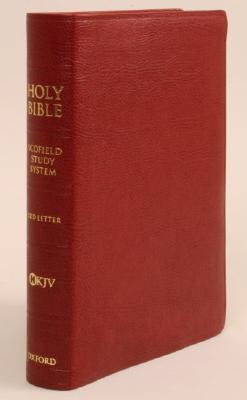 Image for The Scofield® Study Bible III, NKJV