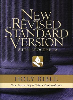 Image for New Revised Standard Version Bible with Apocrypha