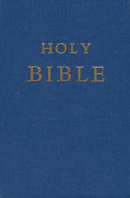 Image for The New Revised Standard Version Pew Bible: With the Apocrypha