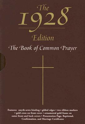 Image for The 1928 Book of Common Prayer