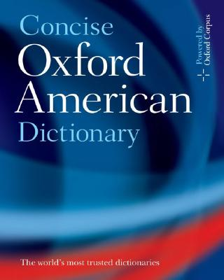 Image for Concise Oxford American Dictionary