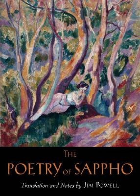 The Poetry of Sappho, Jim Powell