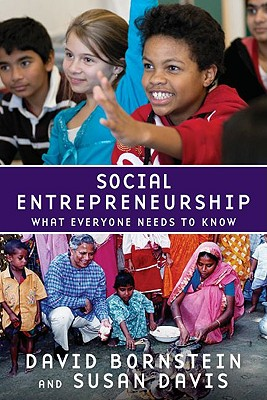 Image for Social Entrepreneurship: What Everyone Needs to Know