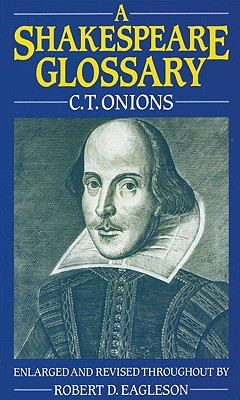Image for SHAKESPEARE GLOSSARY