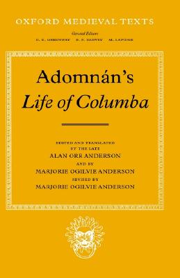 Life of Columba (Oxford Medieval Texts), Adomn�n