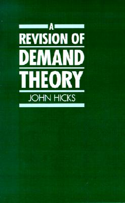 Image for A Revision of Demand Theory