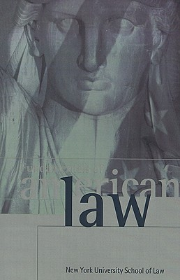 Image for Fundamentals of American Law