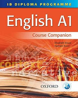 Image for IB English A1 Course Book: For the IB Diploma (IB Diploma Program)