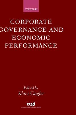 Corporate Governance and Economic Performance