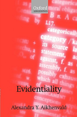 Image for Evidentiality