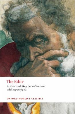 Image for The Bible: Authorized King James Version (Oxford World's Classics)
