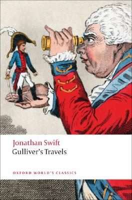 Gulliver's Travels (Oxford World's Classics), Jonathan Swift