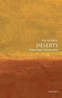 Image for Deserts: A Very Short Introduction (Very Short Introductions)
