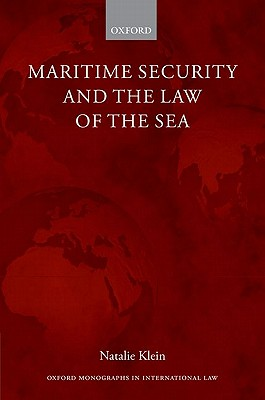 Image for Maritime Security and the Law of the Sea