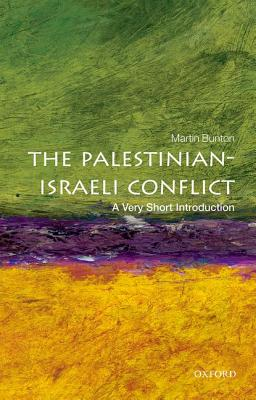Image for Palestinian-Israeli Conflict: A Very Short Introduction (Very Short Introductions)