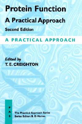 Image for Protein Function: A Practical Approach (Practical Approach Series)