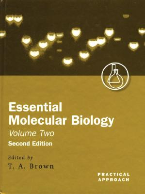 Image for Essential Molecular Biology: A Practical Approach Volume II (Practical Approach Series)