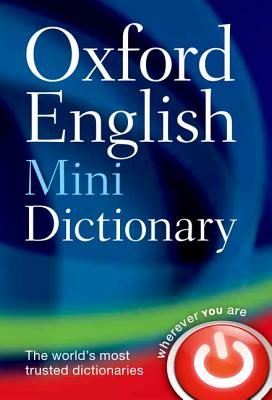 Image for Oxford English Mini Dictionary 8th Edition