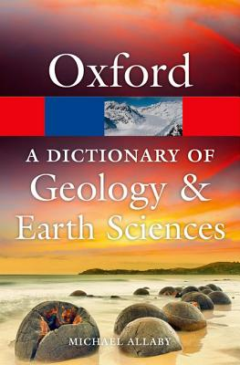 Image for A Dictionary of Geology and Earth Sciences (Oxford Quick Reference)