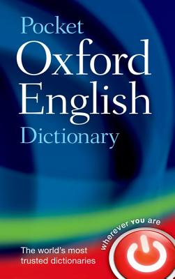 Image for Pocket Oxford English Dictionary 11th Edition