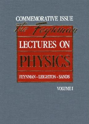 Image for The Feynman Lectures on Physics; Mainly Mechanics, Radiation, and Heat; Commemorative Issue