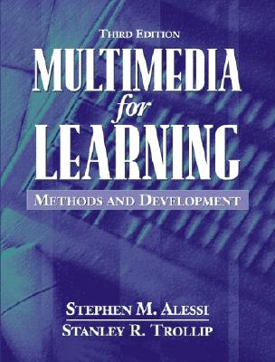 Image for Multimedia for Learning: Methods and Development (3rd Edition)