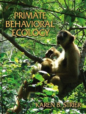 Image for Primate Behavioral Ecology (3rd Edition)