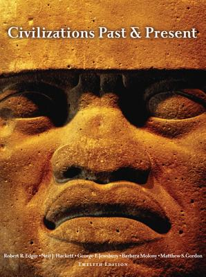 Image for Civilizations Past & Present, Combined Volume (12th Edition)