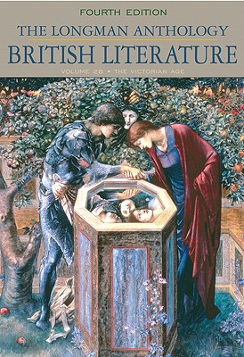 Image for The Longman Anthology of British Literature, Volume 2B: The Victorian Age (4th Edition)