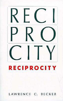 Image for RECIPROCITY