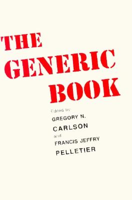 Image for The Generic Book