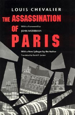 The Assassination of Paris, Chevalier, Louis