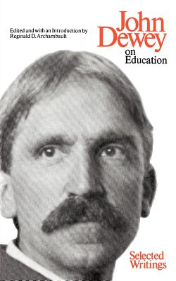 Image for John Dewey on Education : Selected Writings