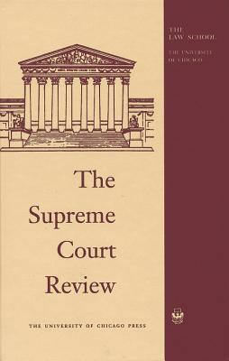 Image for The Supreme Court Review, 1963 (Volume 1963)