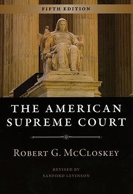 Image for American Supreme Court: Fifth Edition (The Chicago History of American Civilizat