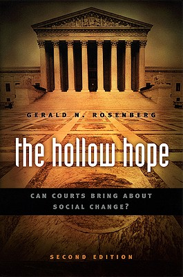 Image for Hollow Hope: Can Courts Bring About Social Change? Second Edition (American Poli