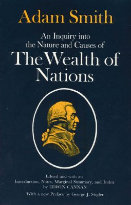 Image for An Inquiry into the Nature and Causes of the Wealth of Nations