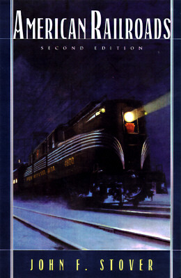 Image for American Railroads, 2nd edition