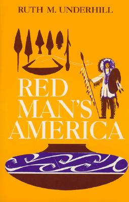 Image for RED MANS AMERICA