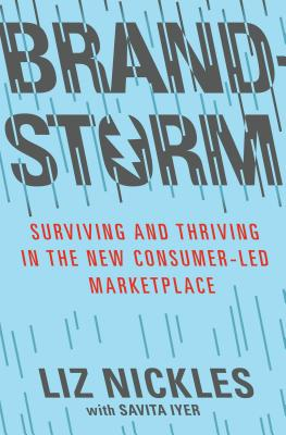 Image for Brandstorm: Surviving and Thriving in the New Consumer-Led Marketplace