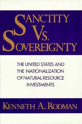 Image for Sanctity vs Sovereignty