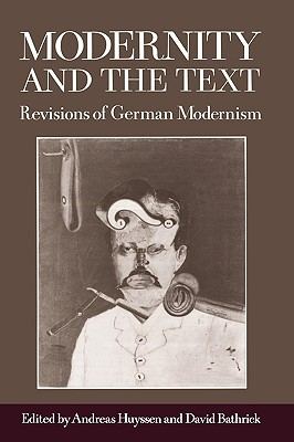 Modernity and the Text