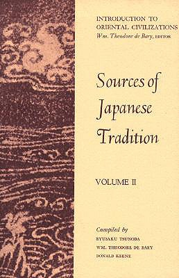 Image for Sources of Japanese Tradition, Vol. 2