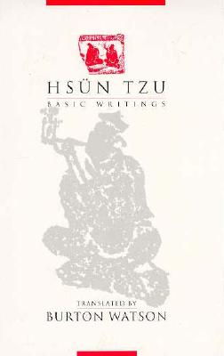 Image for Hsun Tzu: Basic Writings